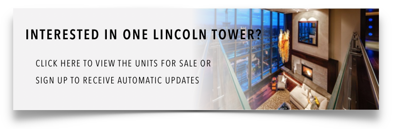 One Lincoln Tower Listings